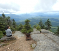 Sugarloaf Summit with Stove