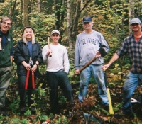 #50 BLACK CAT TRAIL CREW