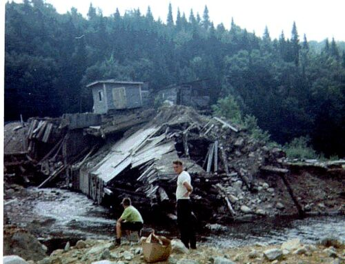 The Nash Bog Dam Disaster